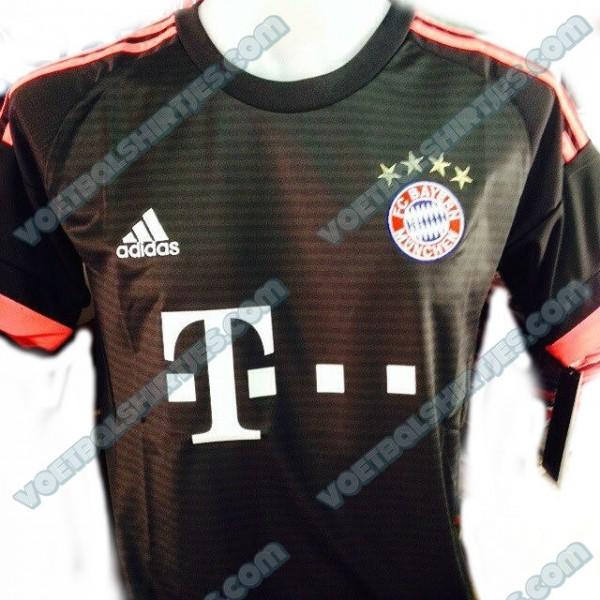 Bayern 3rd kit 2015 2016