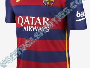 FC Barcelona shirt 2016 authentic