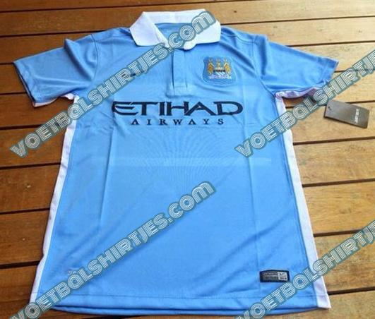 manchester city  shirt 2016