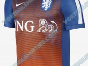 Nederlands Elftal shirt 2015 pre match