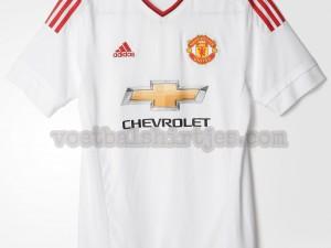 Manchester United uitshirt 2015 2016