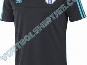 Schalke 04 trainingsshirt 15/16