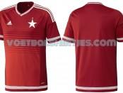Wisla Krakow 15/16 home kit