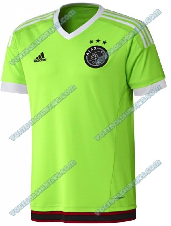 Ajax uitshirt 2016