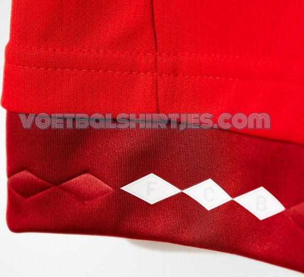 Bayern Munchen shirt 15-16