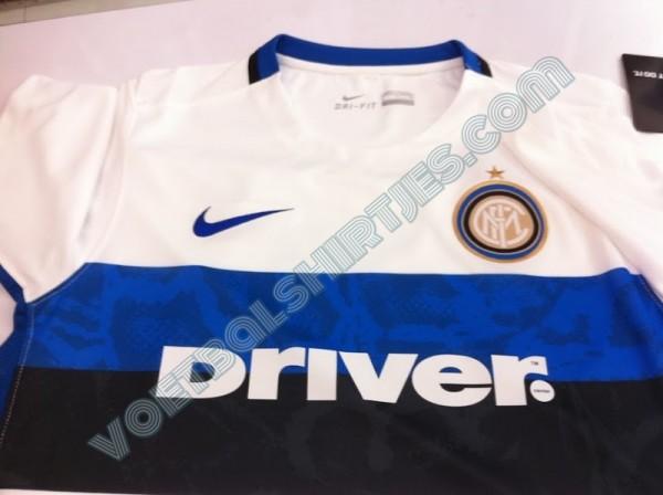 Maglia Inter away 2016