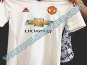 Manchester United away kit 2016