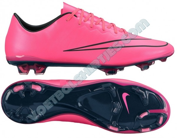 Nike Mercurial Roze