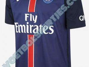 PSG shirt 2016