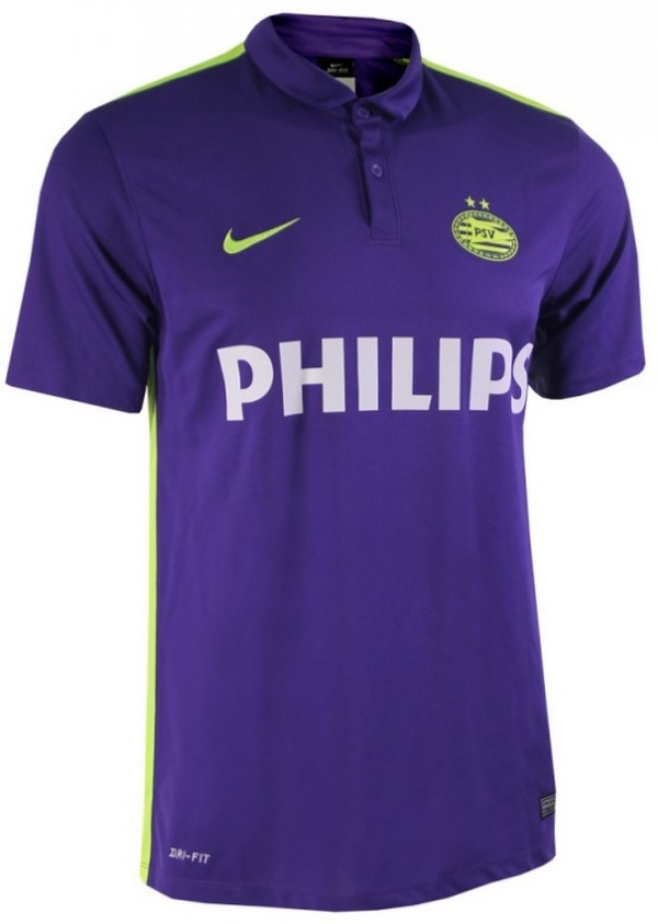 PSV shirt Nike farewell 14-15