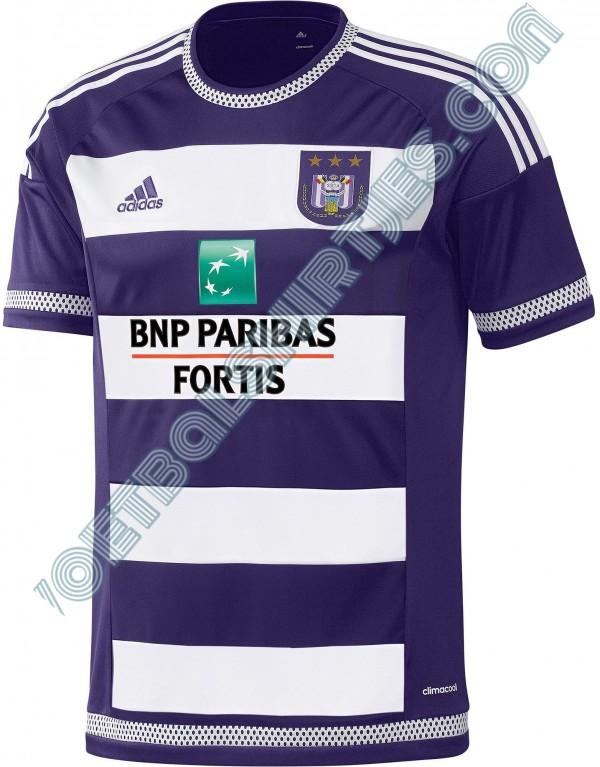 Anderlecht shirt 2016