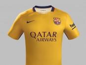 fc barcelona uitshirt 2016