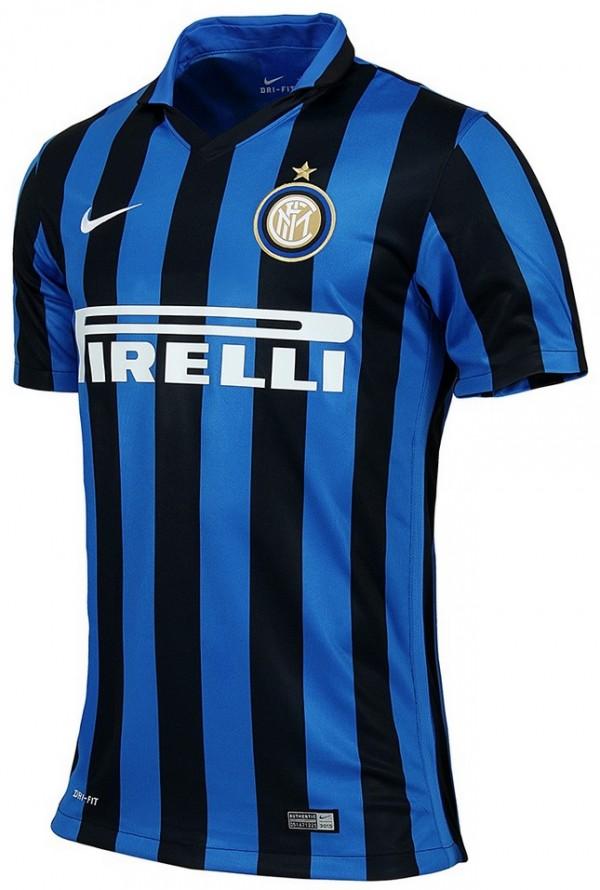 Inter thuisshirt 2015 2016
