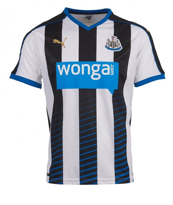 Newcastle United shirt 2016