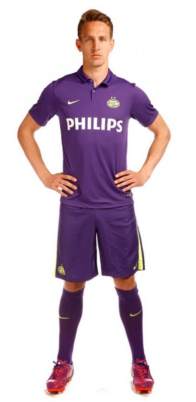 PSV Nike Farewell shirt 14-15