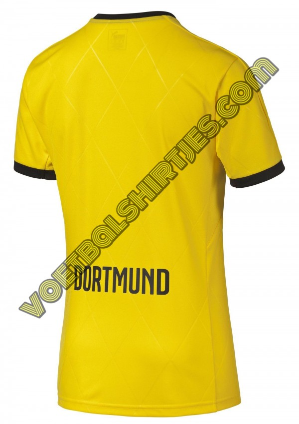 BVB shirt international 2016