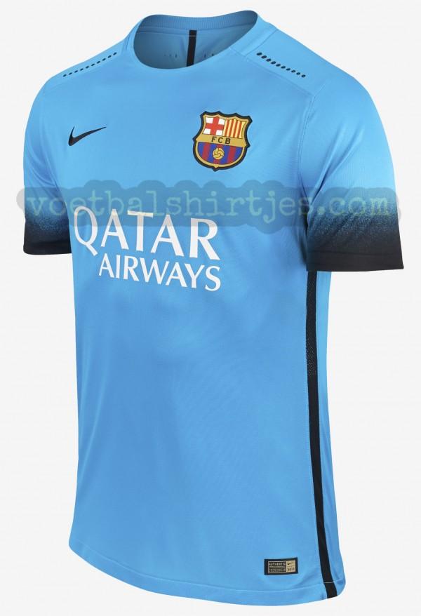 FC Barcelona 3rd kit 2016