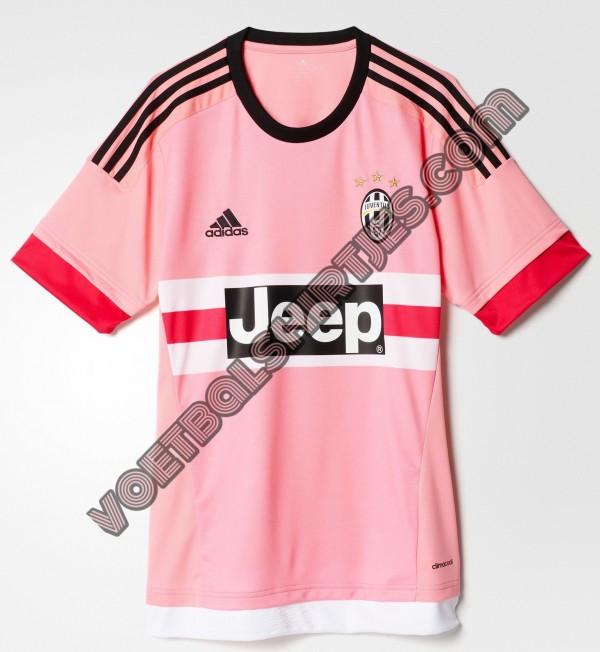 Juventus uitshirt 2016
