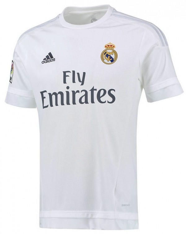 Real madrid shirt 2016