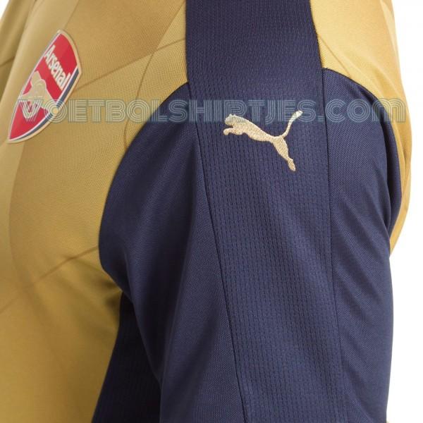 arsenal away shirt 2016
