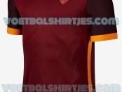 AS Roma shirt 2016