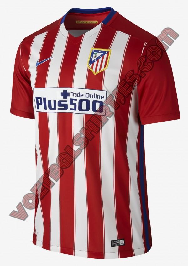 atletico de madrid shirt 2016
