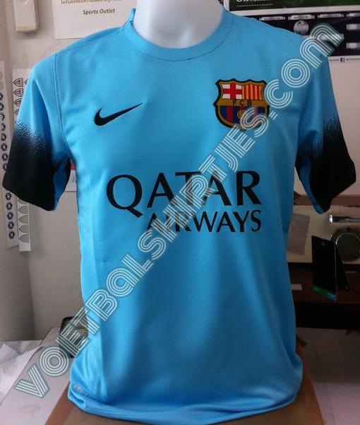 FC Barcelona third shirt 2016