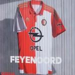 Feyenoord shirt 2016
