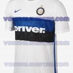 Inter uitshirt 2016