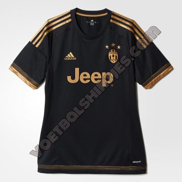 Juventus 3rd kit 2016