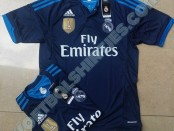 Real madrid third kit 15-16