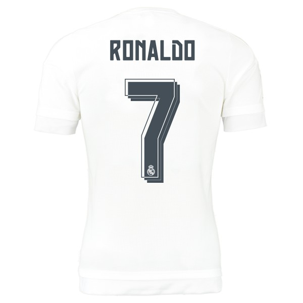Real Madrid shirt 2016 Ronaldo