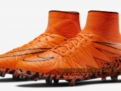Nike Hypervenom Phantom II Total Orange