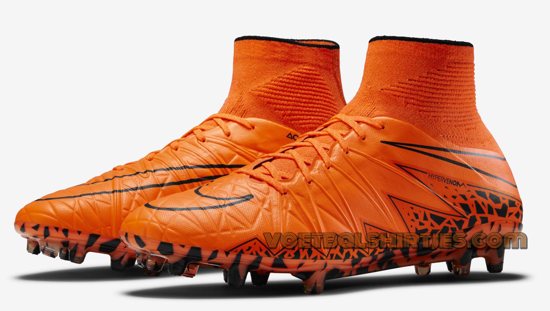 wholesale dealer e4db7 d1343 Nike Hypervenom Phantom 2 Total Orange - Hypervenom II