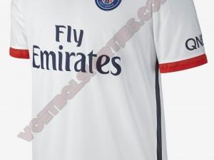 PSG uitshirt 2016