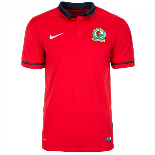 Blackburn Rovers away kit 15-16