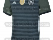 Germany trikot EM 2016 away