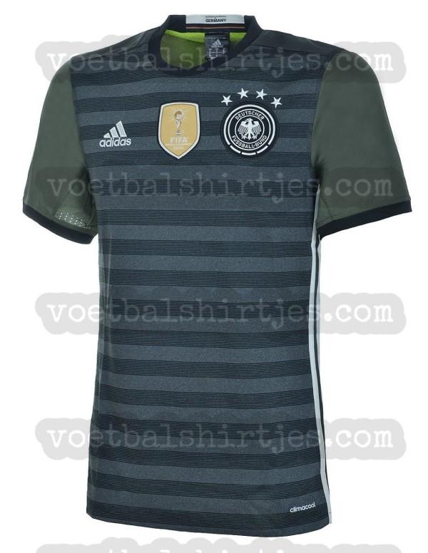 Germany trikot EM 2016 away
