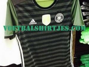 Duitsland uitshirt Euro 2016
