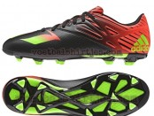 adidas Messi 15.3 core black solar green solar red
