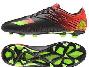 adidas Messi 15.3 core black solar green solar red