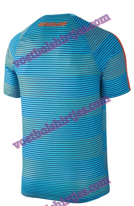 Nederlands Elftal Pre match shirt EK 2016