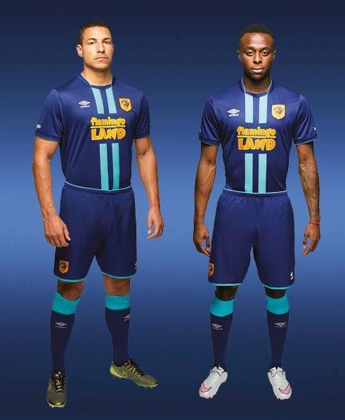 Hull City third kit 2016