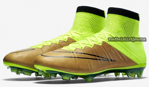 Nike Mercurial Superfly canvas