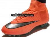 Nike Mercurial Superfly Bright mango