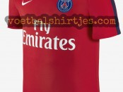 PSG trainingsshirt 2016