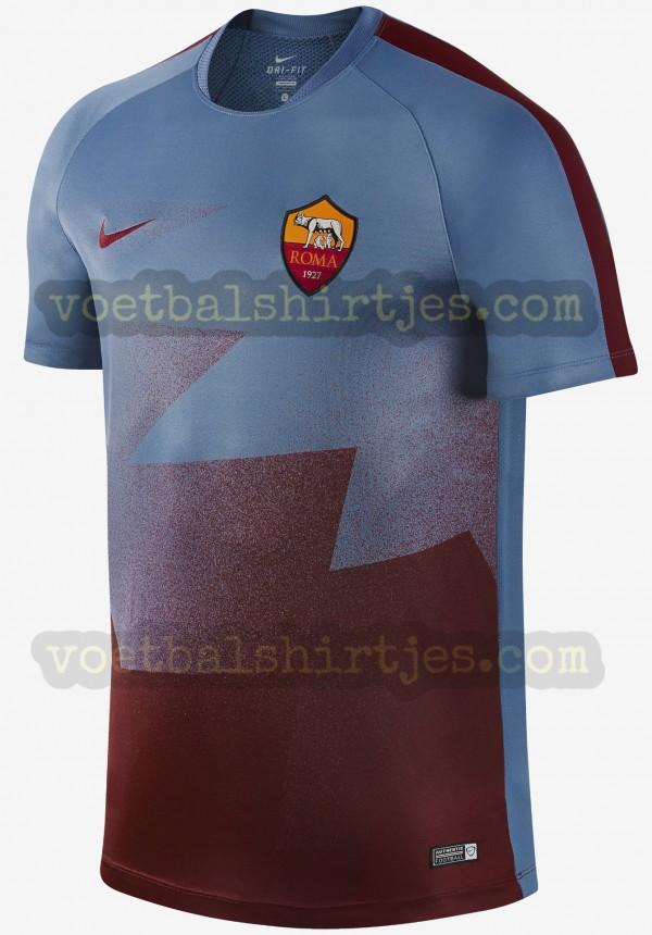 as roma 2016 pre match top
