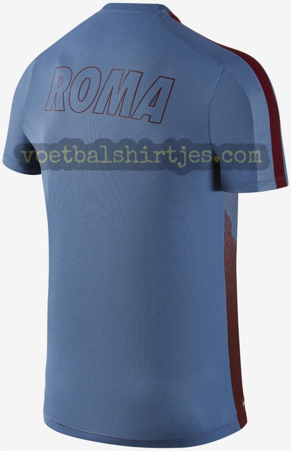 maglia as roma 2016 pre match