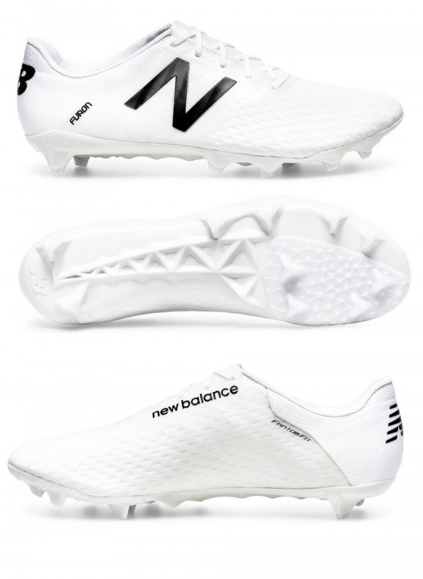 new balance voetbalschoenen wit