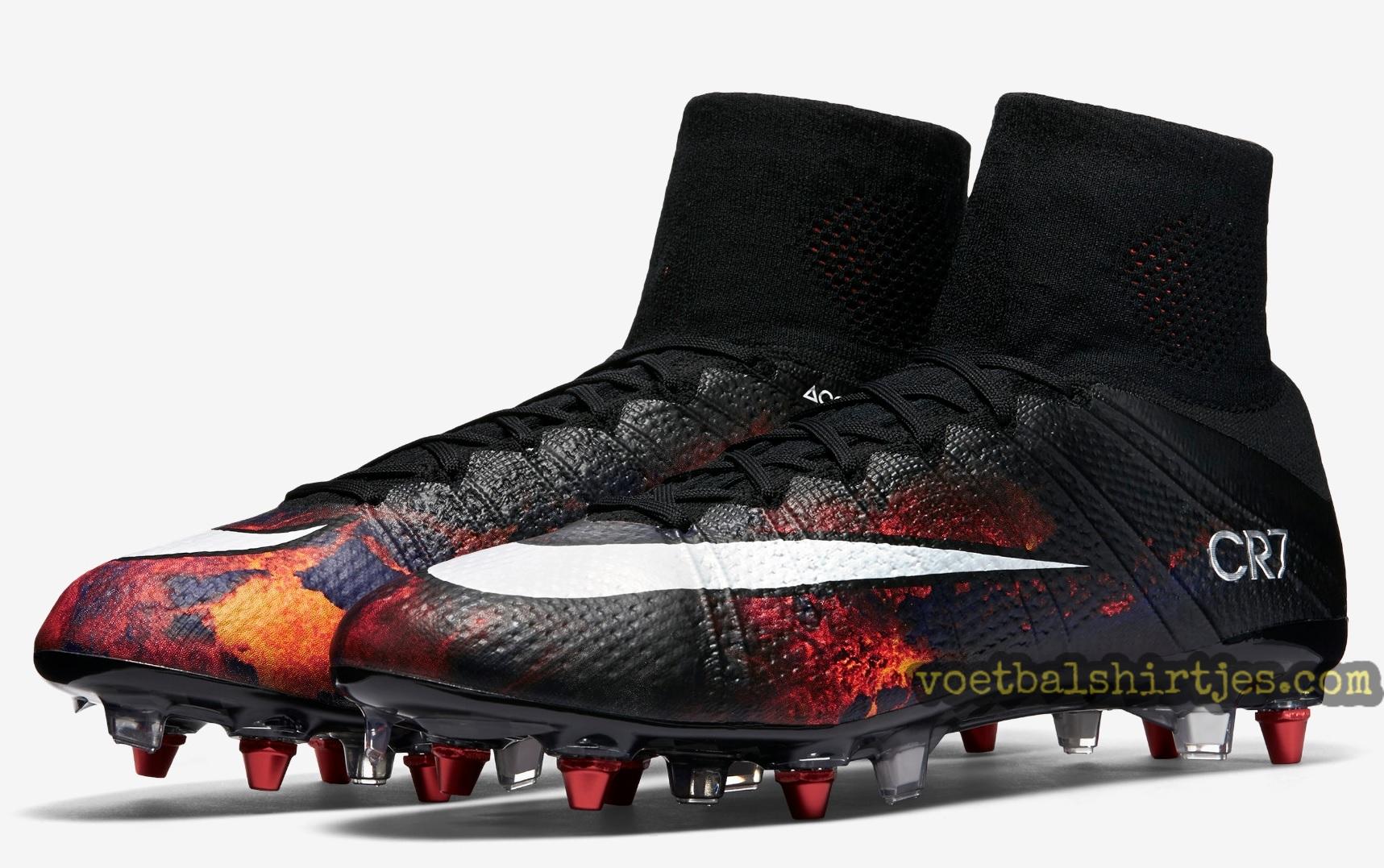 Nike Mercurial Superfly CR7 Lava Ronaldo voetbalschoenen